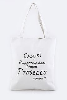 Oops! Fashion Tote