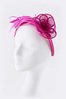 Ascot Floral Statement Headband