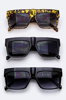 Iconic Rectangular Sunglasses