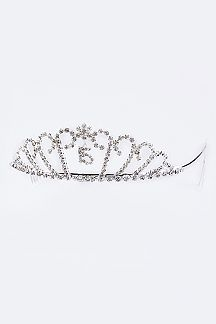 Sweet 15 Fashion Tiara