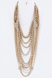 Mix Layer Body Chain Set