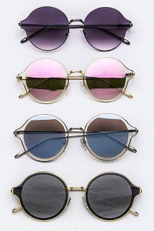 Iconic Round Sunglasses