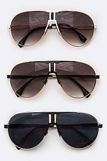 Iconic Teardrop Sunglasses