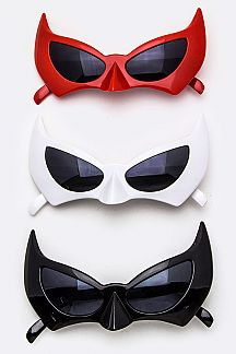 Iconic Hero Mask Sunglasses