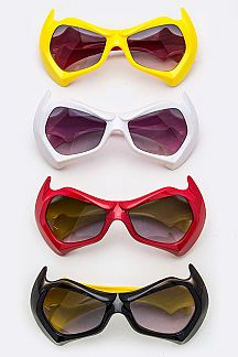 Kid's Hero Mask Sunglasses