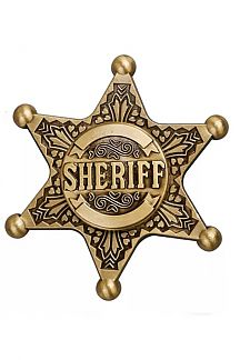 Sheriff  Steel Spinner