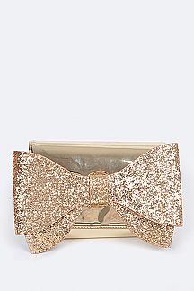 Fiesta Clutch With Big Ribbon