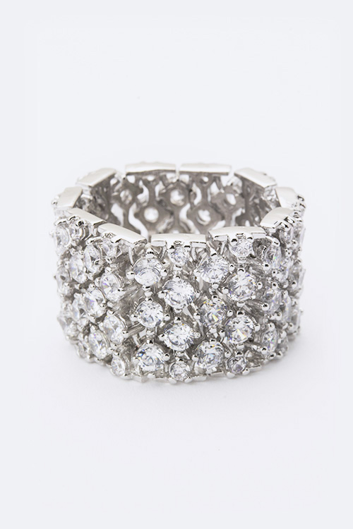 Fashion CZ Ring